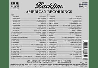 VARIOUS - Backline Vol.60  - (CD)