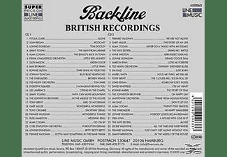 VARIOUS - Backline Vol.63  - (CD)
