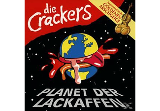 Die Crackers - Planet Der Lackaffen  - (CD)