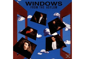 Windows - From The Asylum  - (CD)