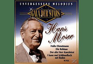 Hans Moser - Gala Der Stars:Hans Moser  - (CD)