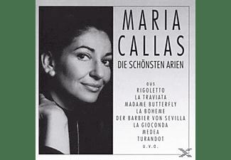 Maria Callas - Die Schönsten Arien  - (CD)