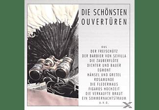 Phil.Vereini.Pro Arte - Die Schönsten Ouvertüren  - (CD)