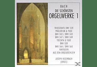 Joseph Hegerbach - Die Schönsten Orgelwerke 1  - (CD)