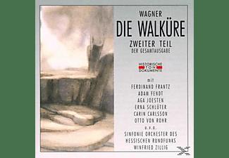 Rsof - Die Walküre (Ga, Teil 2, 1948)  - (CD)