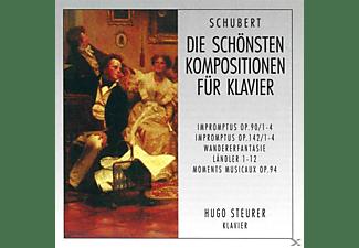 Hugo Steurer - Die Schönsten Kompositionen  - (CD)