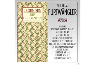 Wilhelm Furtwängler - Wilhelm Furtwängler  - (CD)