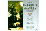 Serafin, Chor & Or.Römische Oper - Un Ballo In Maschera (Ga) [CD]