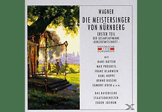 Chor Der Bayr.Staatsoper, Bayr.Staatsorchester - Die Meistersinger Von Nürnberg-Erster Teil  - (CD)