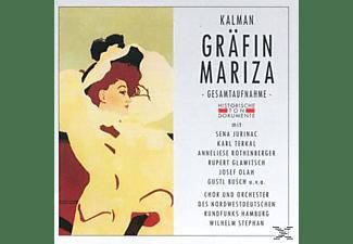Chor U.Orch.Des Nordwestdeutschen Rundfunks - Gräfin Mariza (Ga)  - (CD)