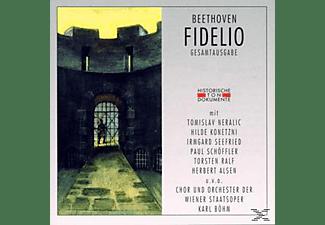 Ludwig Van Beethoven - Fidelio (Ga, 1944)  - (CD)