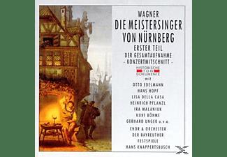 Chor U.Orch.D.Bayr.Festspiele - Die Meistersinger Von Nürnberg  - (CD)