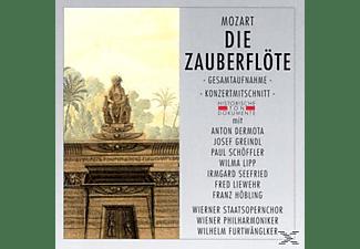 Wiener Philharmoniker, Wiener Staatsopernchor - Die Zauberflöte (Ga)  - (CD)