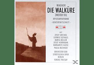Orch.D.Städt.Oper Berlin - Die Walküre-Zweiter Teil  - (CD)