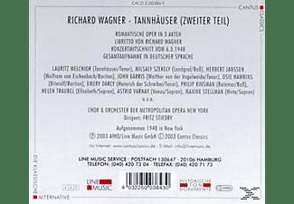 Metropolitan Opera Orchestra & Chorus - Tannhäuser-Zweiter Teil  - (CD)