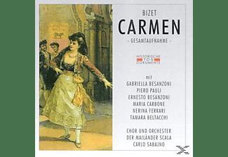 Coro E Orchestra Del Teatro Alla Scala Di Milano - Carmen (Ga)  - (CD)