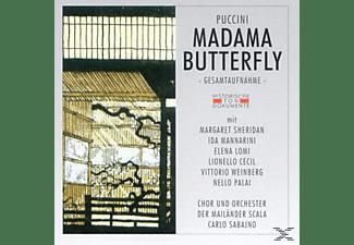 Coro E Orchestra Del Teatro Alla Scala Di Milano - Madama Butterfly (Ga)  - (CD)