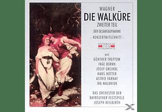 Bfo - Die Walküre (Zweiter Teil)  - (CD)