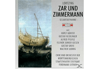 Chor Und Orchester Der Würtemb.Staatstheater Stutt - Zar Und Zimmermann (Ga)  - (CD)