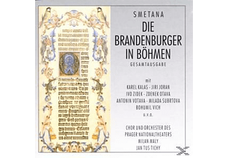 Opnt - Die Brandenburger In Böhmen (Ga)  - (CD)