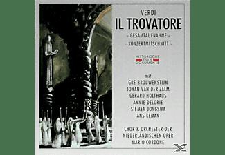 Chor U.Orch.Der Niederländischen Oper - Il Trovatore (Ga)  - (CD)