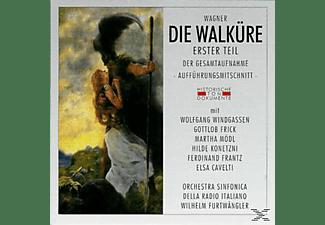 Orch.Sinfonica Della Radio Italiana - Die Walküre-Erster Teil  - (CD)