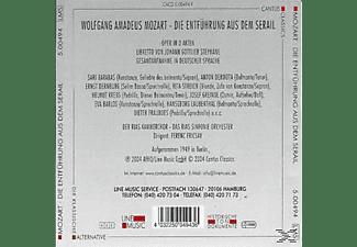 ORCH.D.RIAS BERLIN - Die Entführung Aus Dem Serail  - (CD)