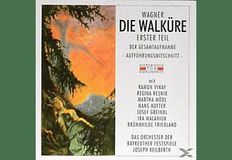 Das Orchester Der Bayreuther Festspiele - Die Walküre-Erster Teil  - (CD)