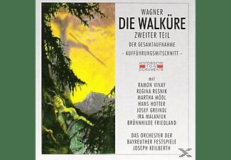 Bfo - Die Walküre-Zweiter Teil  - (CD)