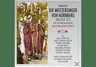 Metropolitan Opera Orchestra & Chorus - Die Meistersinger Von Nürnberg 2  - (CD)