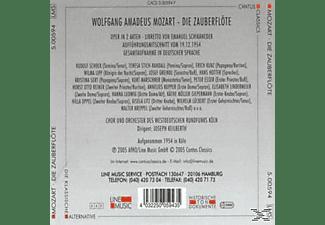 Chor & Orch.Des Westdeutschen Rundfunks - Die Zauberflöte (Ga)  - (CD)