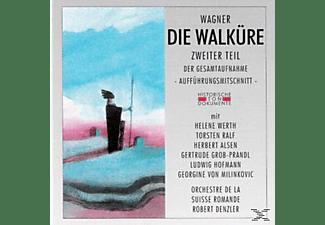 ORCH.DE LA SUISSE ROME - Die Walküre-Zweiter Teil  - (CD)