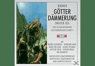 Bayerischer Staatsopernchor & Staatsorchester - Götterdämmerung-Zweiter Teil  - (CD)