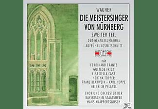 Chor - Die Meistersinger Von Nürnberg 2  - (CD)
