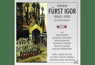 ORCH.D.BOLSHOI THEATERS - Fürst Igor  - (CD)