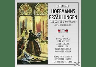 Royal Philharm.Orch.London - Hoffmanns Erzählungen  - (CD)