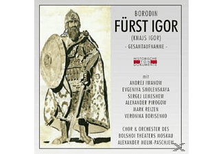 ORCH.D.BOLSHOI THEATERS - Fürst Igor (Knajs Igor)  - (CD)