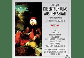 Wiener Philharmoniker, Chor Der Wiener Staatsoper - Die Entführung Aus Dem Serail (Ga)  - (CD)
