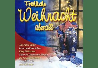 VARIOUS - Fröhliche Weihnacht Überall  - (CD)