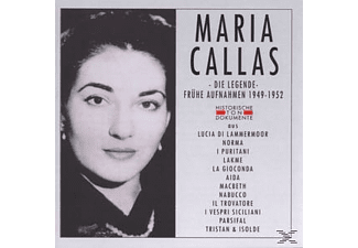 Maria Callas - Maria Callas-Die Legende  - (CD)
