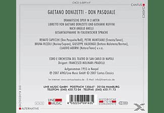 CORO E ORCH.DEL TEATRO SI SAN - Don Pasquale  - (CD)