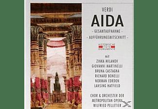 Metropolitan Opera Orchestra & Chorus - Aida (Ga)  - (CD)