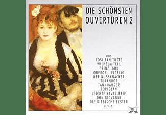Phil.Vereini.Pro Arte - Die Schönsten Ouvertüren 2  - (CD)