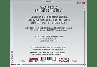 Chor & Orch.Des Kölner Rundfunks - Drei Alte Schachteln [Doppel-Cd]  - (CD)
