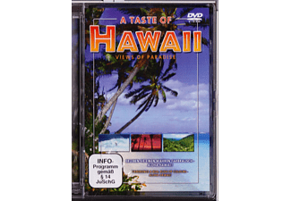 A Taste of Hawaii DVD