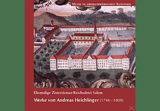 VARIOUS - Musik In Oberschwäbischen Klöstern-Salem  - (CD)