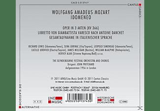Glyndebourne Festival Orchestra & Chorus - Idomeneo  - (CD)