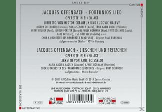 Chor & Orchester Des Hamburger Rundfunks - Fortunios Lied/ Lieschen Und Fritzchen [Doppel-Cd]  - (CD)