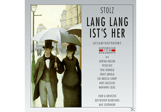 Chor & Orchester Des Wiener Rundfunks - Lang Lang Ist`s Her [Doppel-Cd]  - (CD)