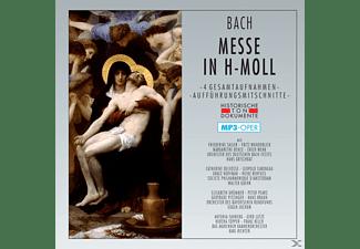 Orchester Des Deutschen Bach-festes, Societe Philha - Messe In H-Moll-Mp 3 Oper  - (MP3-CD)